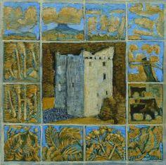 Milan Ivanič's paintings Silverdale Art Trail https://www.facebook.com/SilverdaleArnsideArtCraftTrail