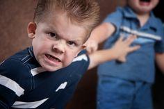 """7 formas de ayudar a los niños agresivos a expresarse mejor disminuyendo sus conductas agresivas. """"Mejor la palabra que los puños"""""""