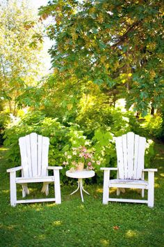 seating area for the yard