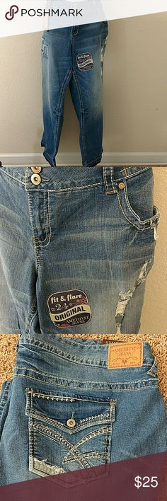 Final Price Drop!Fit & Flare Jeans Fit & Flare NWT Amethyst Jeans Jeans Flare & Wide Leg