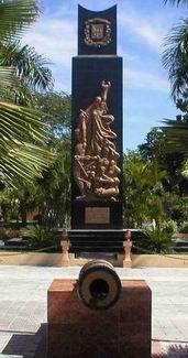 Monumento en Azua a la Batalla del 19 de Marzo