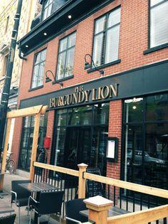 Burgundy Lion Pub in Montreal. Zippertravel.com Digital Edition