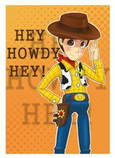 TS: Hey kowboy by NamiAngel.deviantart.com on @DeviantArt