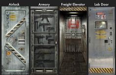 Transform your room into a science fiction universe with one of these very cool Metal Core Door Wall Decals. Star Labs, Guide Des Parents, Porta Diy, Science Fiction, Laser Tag, Vinyl Doors, Metal Doors, Glass Doors, Door Stickers