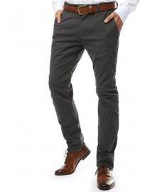 Pánska chinos nohavice šedé Pants, Fashion, Chinese, Moda, Trousers, Women Pants, Women's Pants, Fasion