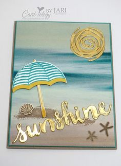 Last Blast of Summer for Amy's Inkin' Krew - Card-iology By Jari