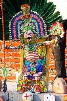 Mexico - Dia de muertos