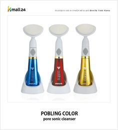 Do you know how many germs live in you hands? Start using cleansing brush instead of the hands! ▶ Shop now : http://bit.ly/1KrhRro Kmall24 #Skincare #CleansingBrush #PoreCare