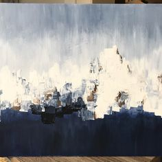 """Original abstract painting by Kristy Canton. 22""""x28"""" acrylic paint on canvas.  #abstractpainting #artwork #diyabstract #acrylicpainting #paintings #abstractpaintings #diypainting"""