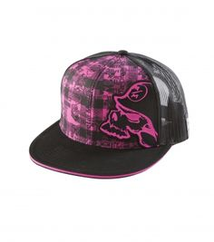 95e826d9b69 pink MM hat Motocross Clothing