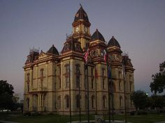 Caldwell County Courthouse, Lockhart, Texas