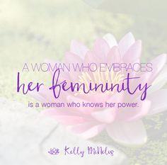 Femininity quotes - Google Search