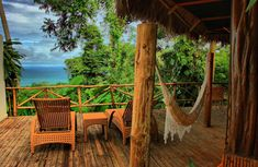 8) An eco-friendly vacation destination- Lapa Rios in Costa Rica! A must-do premier eco-lodge in Costa Rica.