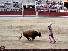 Tercio de Banderillas (third bullfight) at Plaza de Toros de Las Ventas, Madrid