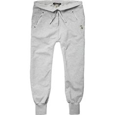 Baggy Fashion Sweat Pants found on Polyvore