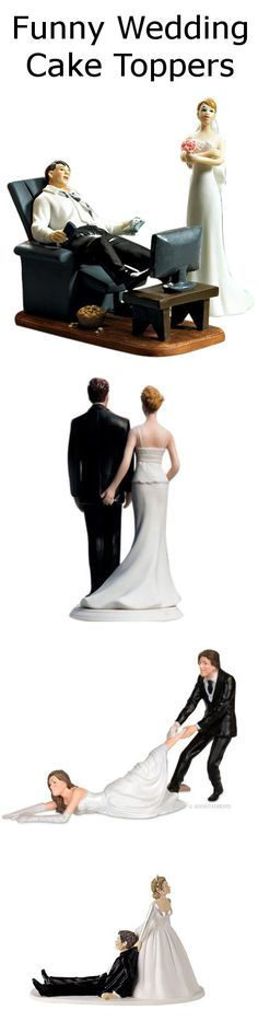 funny wedding cake figures 1000 images about wedding cake toppers on 14568