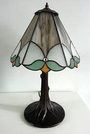 Résultats de recherche d'images pour « lampe vitrail »