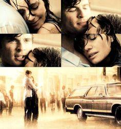 Smallville Lois and Clark