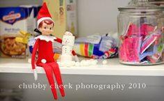 Elf on the Shelf ideas for your family