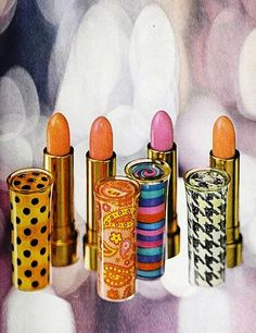 Avon Lipstick, 1960s