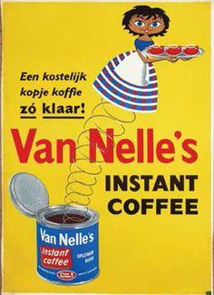 Van Nelle's Instant Coffee (1955)