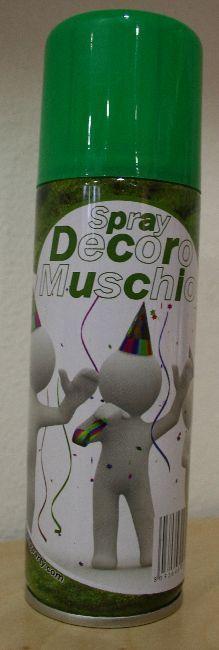 Bomboletta spray vernice verde per decorare fondi per prati e muschio. 85 gr. Per colorare fondali, presepe e miniature. Disponibile da C&C Creations Store