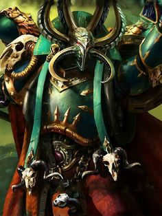 Ahriman the Exiled of the Thousand Sons