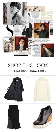 """Jung Kyung-ho for Sure January 2016 Issue"" by xoreinaox ❤ liked on Polyvore featuring BYRON, Whiteley, twenty2, Agnona, Givenchy, STELLA McCARTNEY, chic, classy, luxurious and jungkyungho"