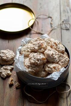 Egg White Recipes, Biscotti Recipe, Best Italian Recipes, Romanian Food, Italian Cookies, Cupcake Cookies, Raw Food Recipes, Biscuits, Sweet Treats