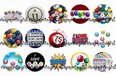 Bingo Bottle Cap Images
