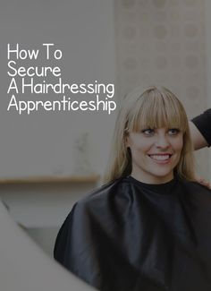 Want to secure a haidressing apprenticeship? Click here, to find out how! https://www.how2become.com/how-to-secure-a-hairdressing-apprenticeship/