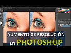 Aumento de la resolución inteligente Photoshop CC Nueva Función - YouTube Visual Basic, Photoshop, Youtube, Visual Programming Language, Web Development, Tutorials