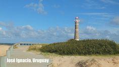 Faro de José Ignacio, en Uruguay