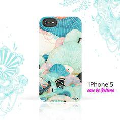 iPhone 5 Case,  Original Artwork by Yellena - Season