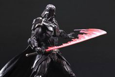Square Enix, the Japanese video game publisher behind the Final Fantasy series, has developed a range of Star Wars toys. Darth Vader, Boba Fett, and the generic Imperial stormtrooper have all been...