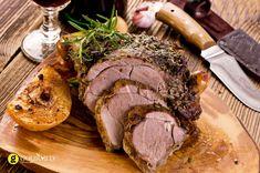Αρνί μπούτι στο φούρνο - gourmed.gr