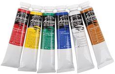 Winsor & Newton Artist's Water Mixable Oil Paint Starter Set