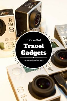 7 Practical Travel Gadgets Everyone Needs