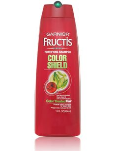 Garnier Fructis Color Shield products