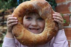 Kolečkový chléb blog Bohyně kuchyně