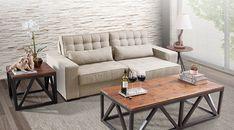 Se você tem pouco espaço, compense com muito estilo. Veja como escolher móveis e complementos para tornar espaços pequenos aconchegantes e bem decorados.