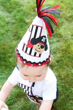 Hostess with the Mostess® - Pirate First Birthday Party