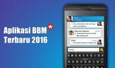 Download BBM Versi Terbaru Untuk Android & Blackberry