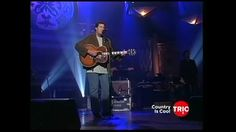 """Vince Gill - Blue Eyes Crying in the Rain (I mentally change the phrase """"up yonder"""" to """"o'er yonder,"""" that is to say, over yonder in """"the inhabited [paradise] earth to come"""" [Hebrews land that will know no parting [compare Revelation Vince Gill, Country Music Stars, Country Music Videos, Country Songs, Music Songs, Music Concerts, Guitar Songs, Good Music, My Music"""