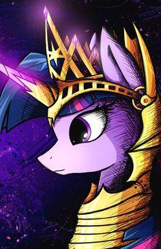 MLP: Twilight Sparkle Armoured