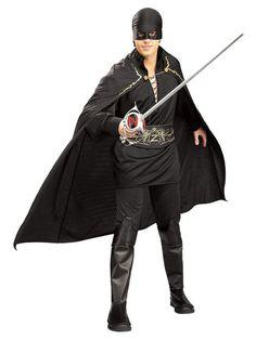 Adult Zorro (tm) Costume