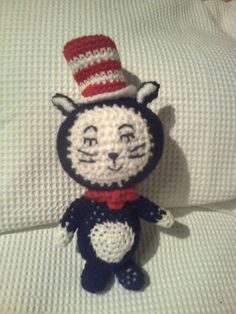 First try at Cat in the Hat
