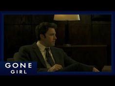 Gone Girl, de David Fincher - trailer David Fincher, Ben Affleck, Gone Girl, Youtube, Fictional Characters, Official Trailer, Everything, Weddings, Home
