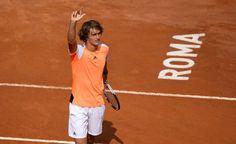 ¡Final sorprendente! Zverev se proclamó campeón de Roma #Deportes #Tenis