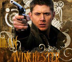 Dean Winchester 4 by WhyAllTheGlitter27.deviantart.com on @deviantART